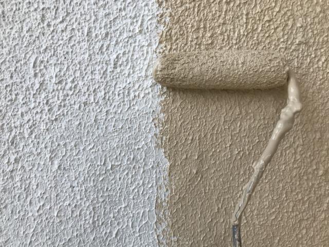 外壁 塗装 吹き付け